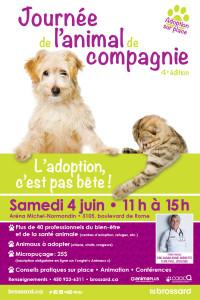4 juin - journée d'adoption et de micropucage, Ville de Brossard